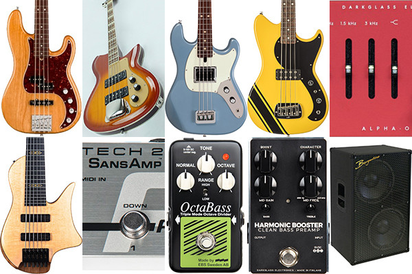 Bass Gear Roundup: The Top Gear Stories in November 2019