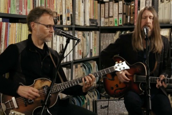 The Wood Brothers: Live at Paste Studio NYC