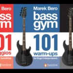 Marek Bero Publishes Bass Gym 101 Instructional Books