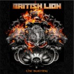 "Steve Harris and British Lion Release ""The Burning"""