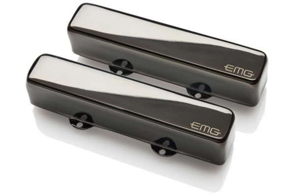 "EMG Unveils the Robert Trujillo ""Rip Tide"" Signature Pickup Set"