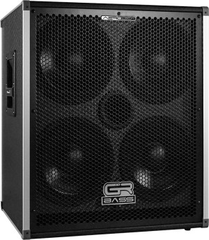 GR Bass AeroTech Carbon Featherweight AT410 Bass Cabinet