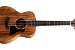 Taylor Adds Koa Version of GS Mini-e Bass