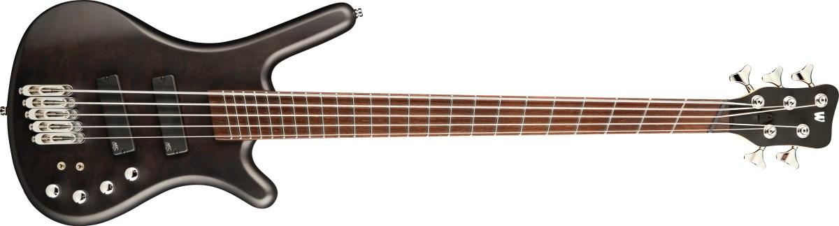 Warwick Rockbass Corvette Multi-Scale 5-String Bass