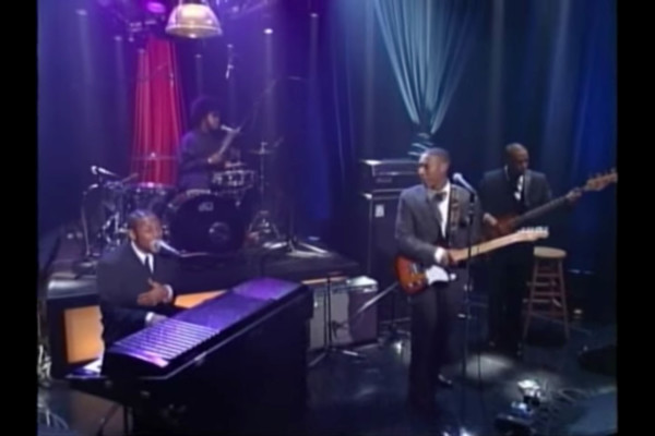 """D'Angelo: """"Lady"""" with Ali Shaheed, Spanky, Saadiq, and Questlove"""