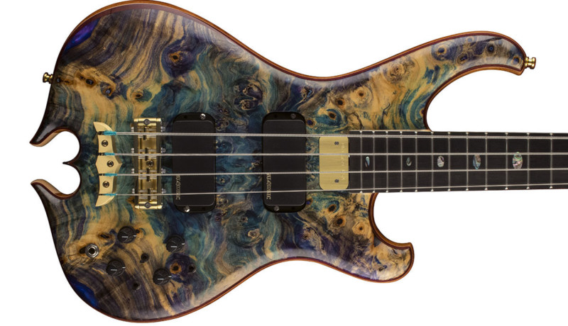 """Bass of the Week: Alembic Signature Deluxe """"Balance B"""""""