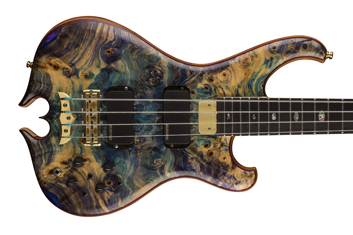 "Bass of the Week: Alembic Signature Deluxe ""Balance B"""