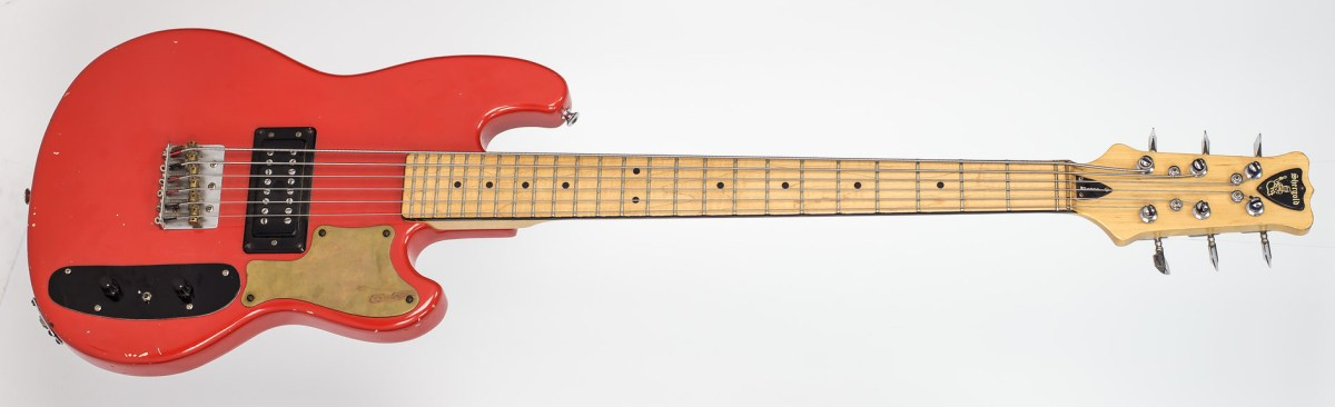 Eastwood Guitars Hooky Bass 6 Pro