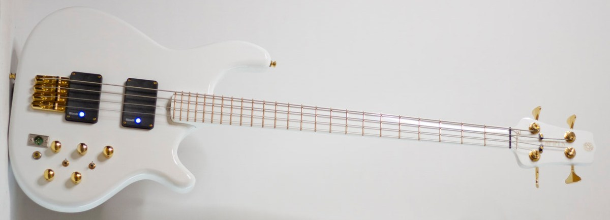 Enfield Guitars Belladonna Bass