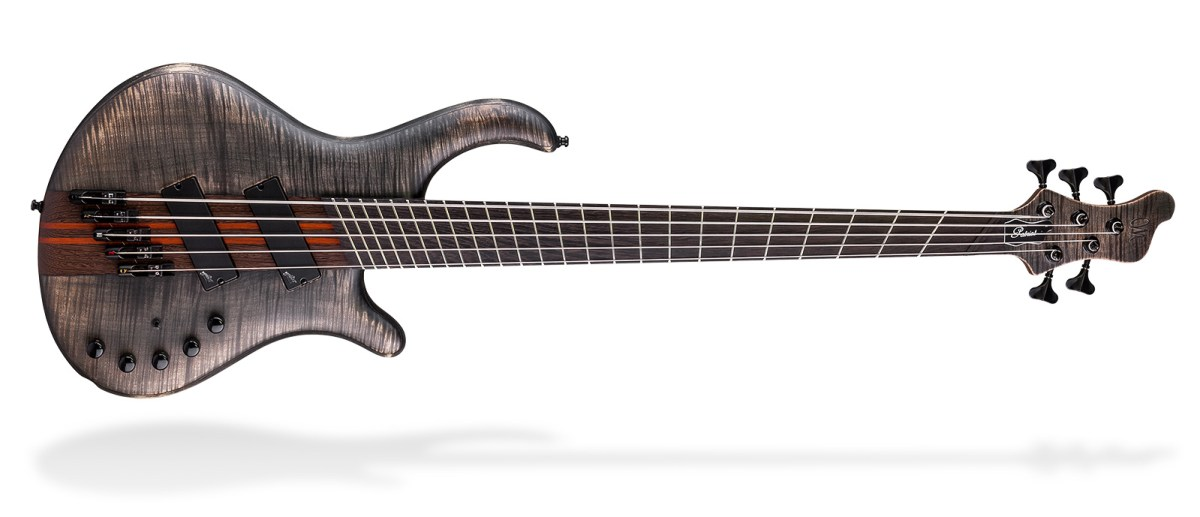 Mayones Guitars Patriot VF 37 Bass