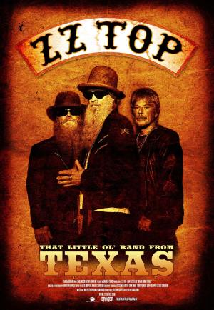 ZZ Top That Little Ol' Band From Texas