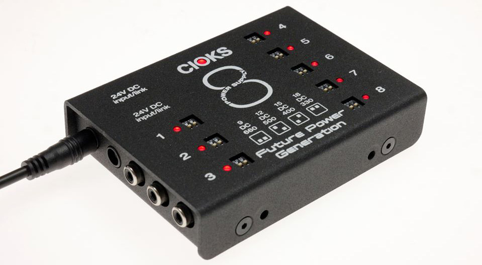 Cioks 8 Power Supply