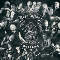 """Rose Tattoo Releases """"Outlaws"""""""