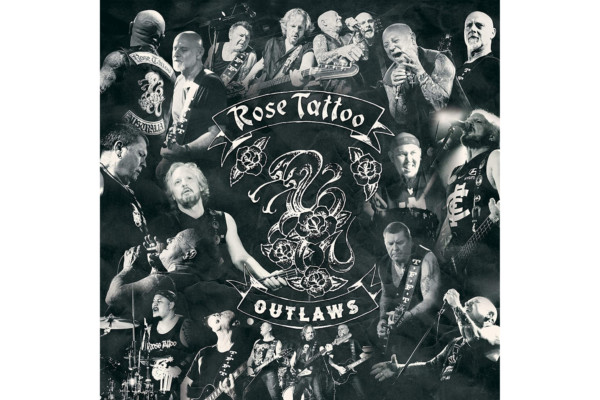 "Rose Tattoo Releases ""Outlaws"""