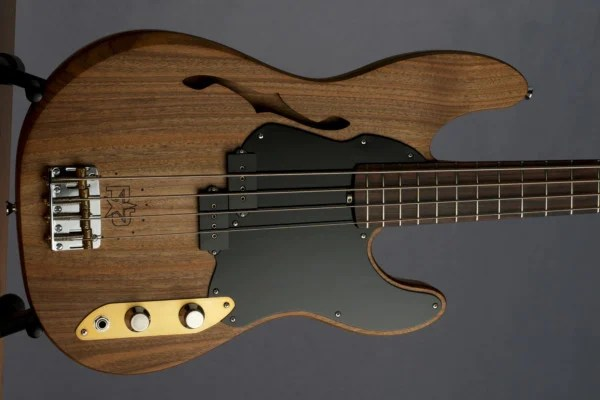 Bass of the Week: Adil Sabit Guitars P-Bass