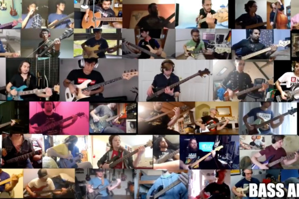 Charles Berthoud: The Biggest Ever Bass Collab