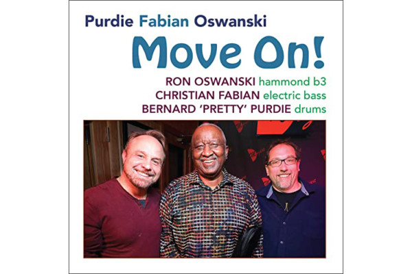 "Purdie/Fabian/Oswanski Release ""Move On!"""
