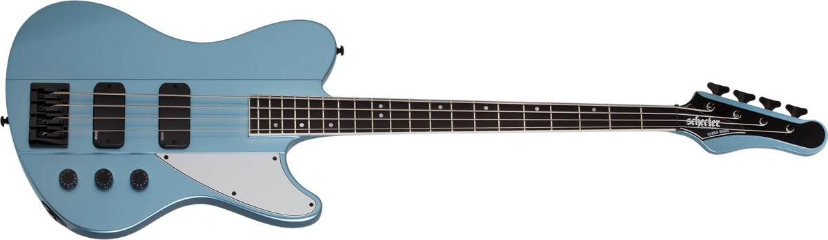Schecter Ultra Bass Pelham Blue