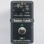 Suncoast Introduces the LM-1 Dynamic Limiter Pedal