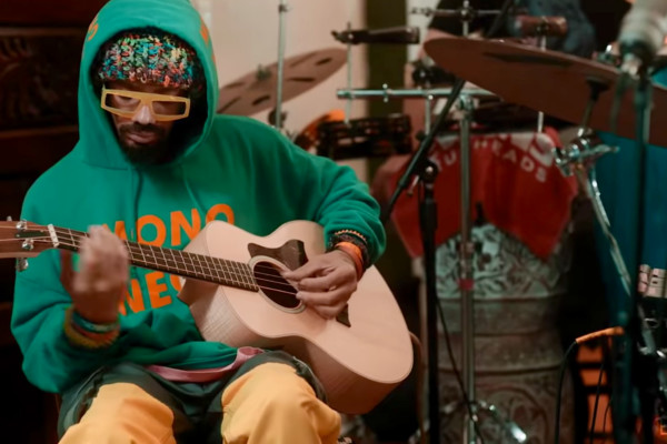 MonoNeon with Ghost-Note: Phat Bacc