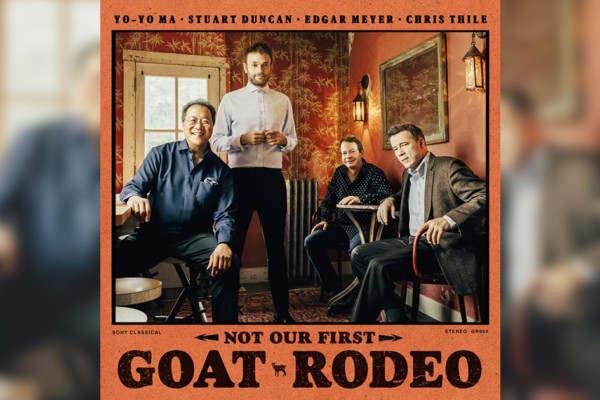 "Edgar Meyer and Crew Return with ""Not Our First Goat Rodeo"""