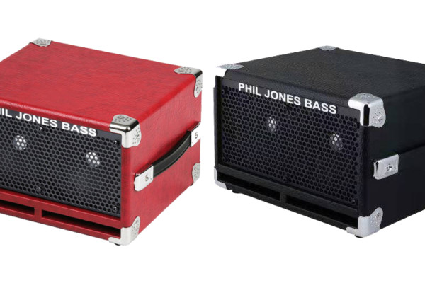Phil Jones Bass Announces C2 Bass Cabinet