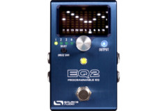 Source Audio EQ2 Pedal Now Shipping