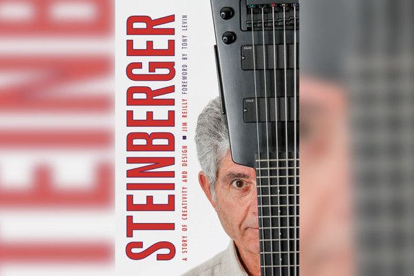New Book on Ned Steinberger Now Available