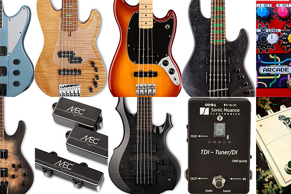 Bass Gear Roundup: The Top Gear Stories in May 2020