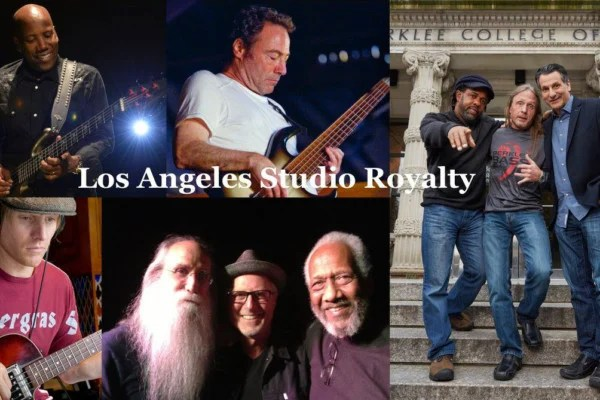 Steve Bailey, Victor Wooten, and John Patitucci to Host Free Webinar with L.A. Studio Legends