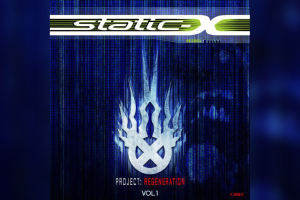 Tony Campos and Static-X Release Seventh Album