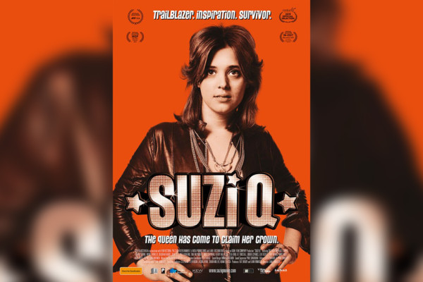 Suzi Quatro Documentary Getting Worldwide Release