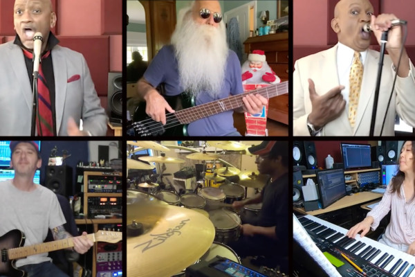 "Leland Sklar: ""Easy Lover"" Cover"