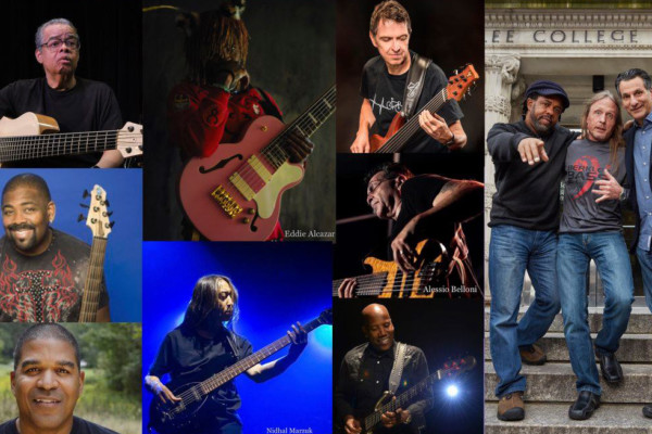 Steve Bailey, Victor Wooten, and John Patitucci to Host Free Webinar on Extended Range Basses