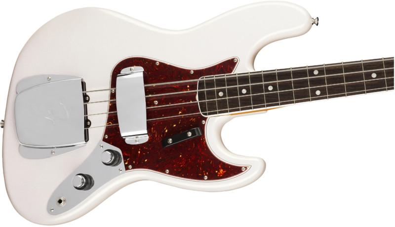 Fender Unveils 60th Anniversary Jazz Bass