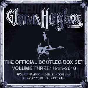 Glenn Hughes: The Official Bootleg Box Set – Volume Three