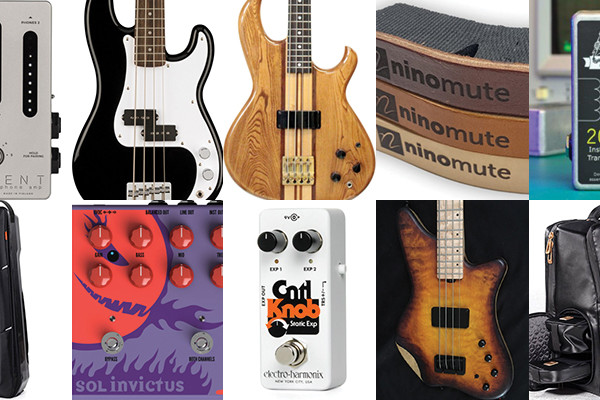 Bass Gear Roundup: The Top Gear Stories in July 2020
