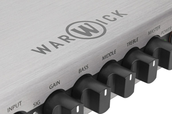 Warwick Unveils Gnome Micro Bass Amp Series