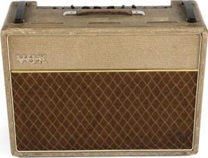 Bill Wyman Vox AC30 Amp