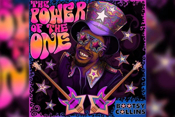 "Bootsy Collins' ""The Power of the One"" Now Available"