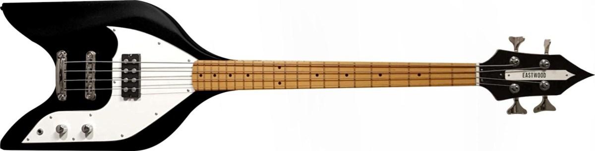 Eastwood Rocket Bass Black