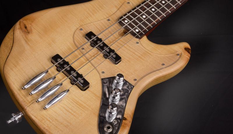 "Bass of the Week: Monkey Bassness No. 12 ""The Jazz Monkey"""