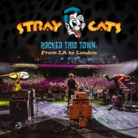 Lee Rocker and The Stray Cats Release New Live Album