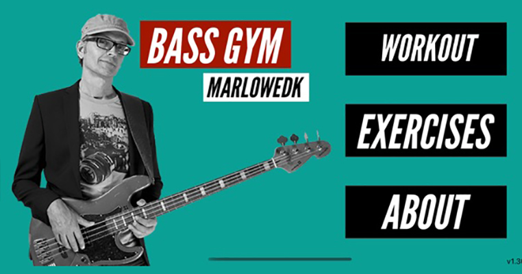 Bass Gym with MarloweDK