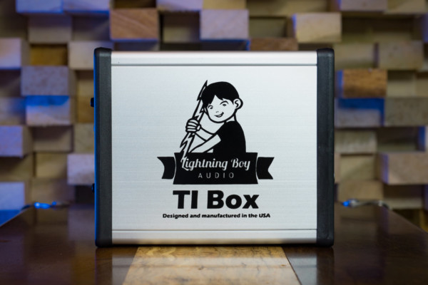 Lightning Boy Audio Announces the TI Box