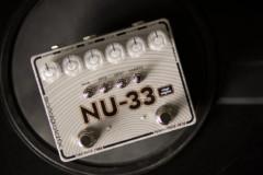 SolidGoldFX Introduces NU-33 Vinyl Engine Pedal