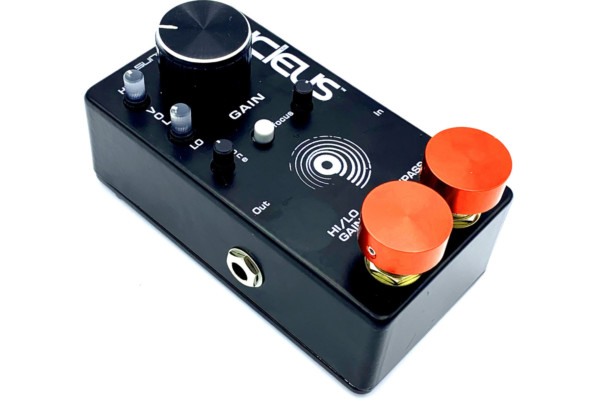 Sunnaudio Introduces Nucleus NU-1 Dual Boost Distortion Pedal