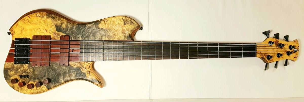 Wreck Guitars Hope 6 Bass