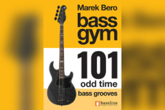 """Marek Bero Publishes """"Bass Gym 101: Odd Time Bass Grooves"""""""