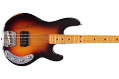 Ernie Ball Music Man Unveils Cliff Williams Icon Series StingRay Bass